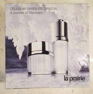 NIB🍍La Prairie Cellular Swiss Ice Crystal Set